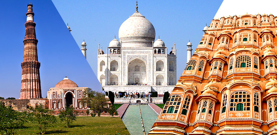 Golden Triangle Tour 06 Nights 07 Days