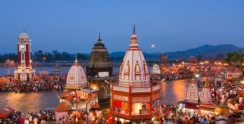 Golden Triangle Tour with Haridwar & Rishikesh