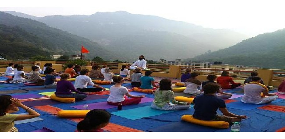 Yoga & Mediation Centers